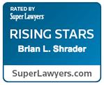 Shrader law partners logo